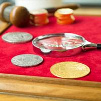 Experten Für Den Verkauf Von Münzen