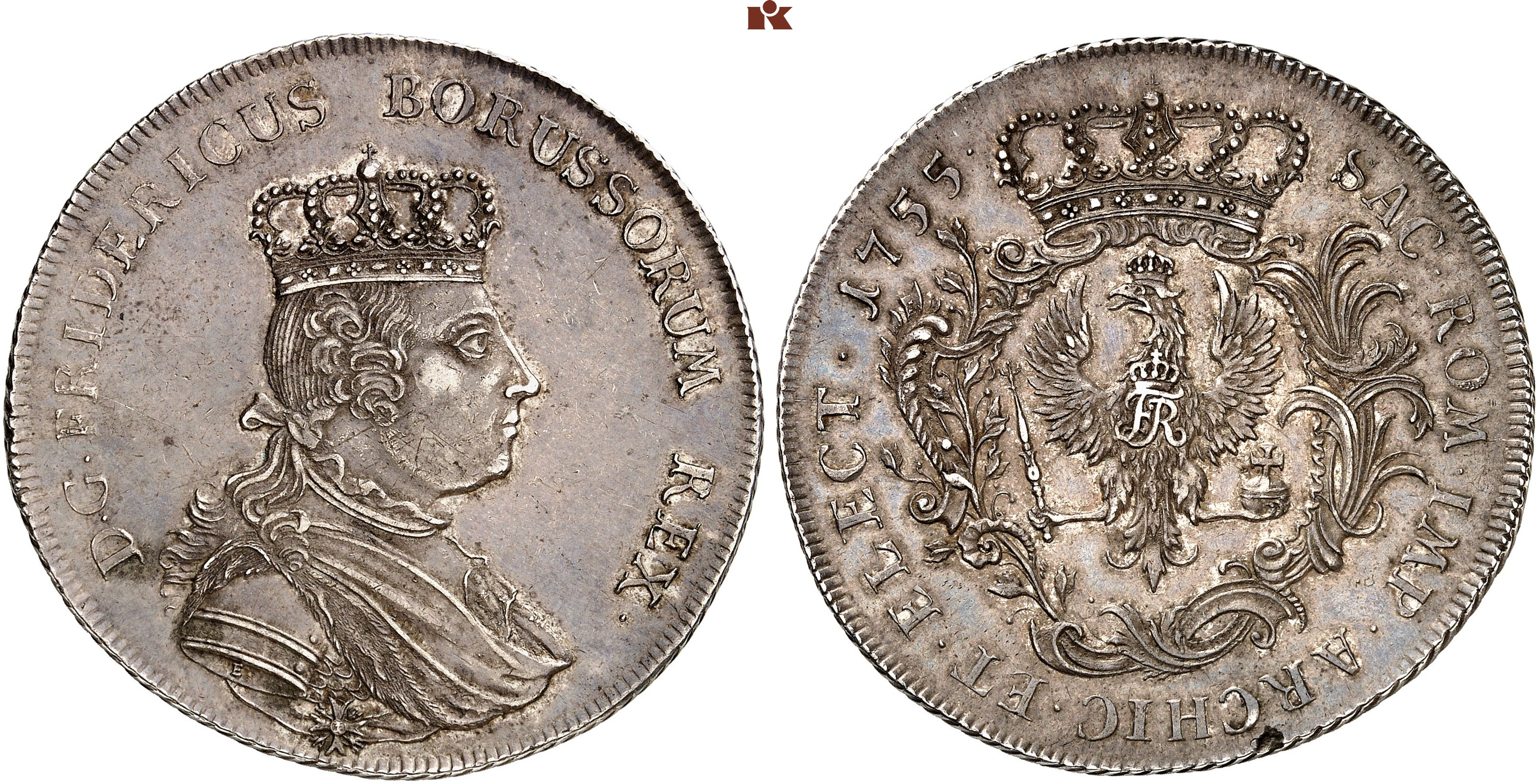 Trade Coins of Frederick II