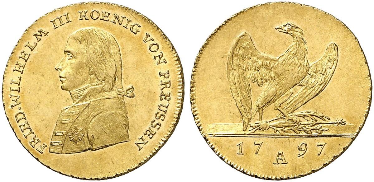 Friedrich Wilhelm Iii 1797 1840 Friedrichs Dor 1797 A Berlin