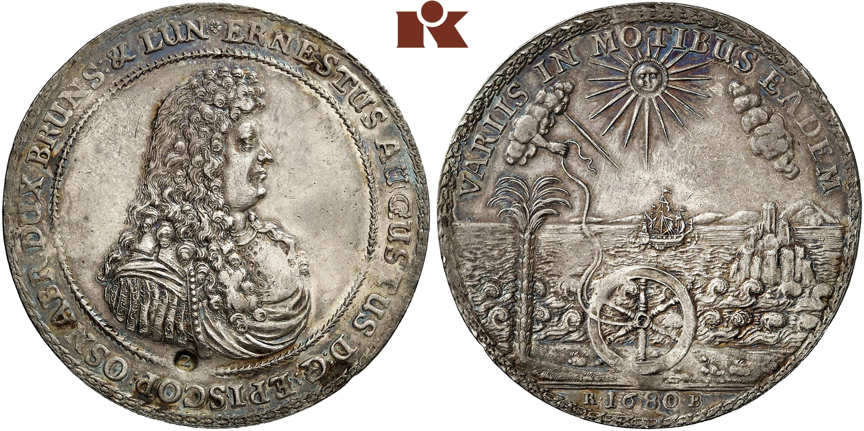 Ernst August 1679 1698 Seit 1662 Bischof Von Osnabrück Löser Zu 2