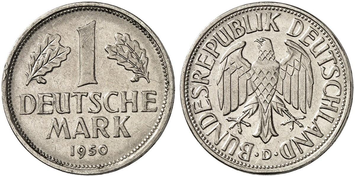 1 Dm 1950 D Zu J 385